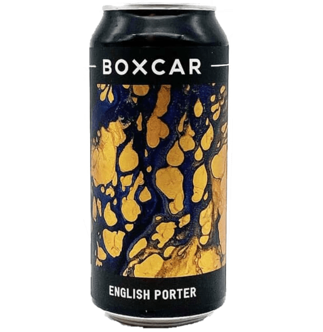 Boxcar English Porter 440ml (6%)