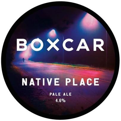 Boxcar Native Place Pale Ale 440ml (4.6%)