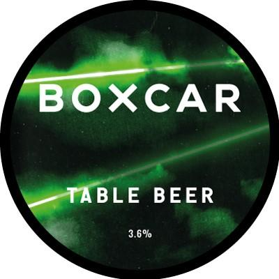 Boxcar Table Beer 440ml (3.6%)