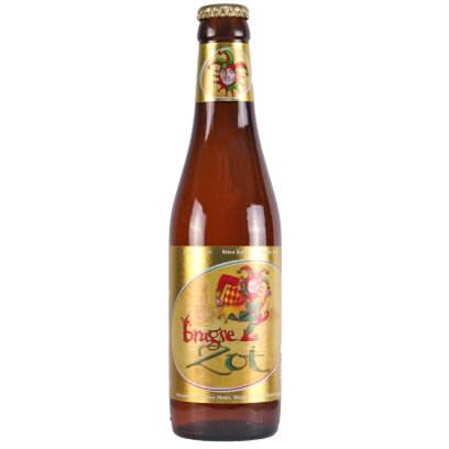 Brugse Zot Blond 330ml (6%)