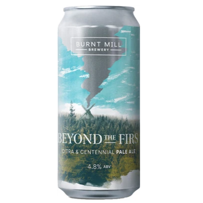 Burnt Mill Beyond The Firs Gluten Free Pale Ale 440ml (4.8%)