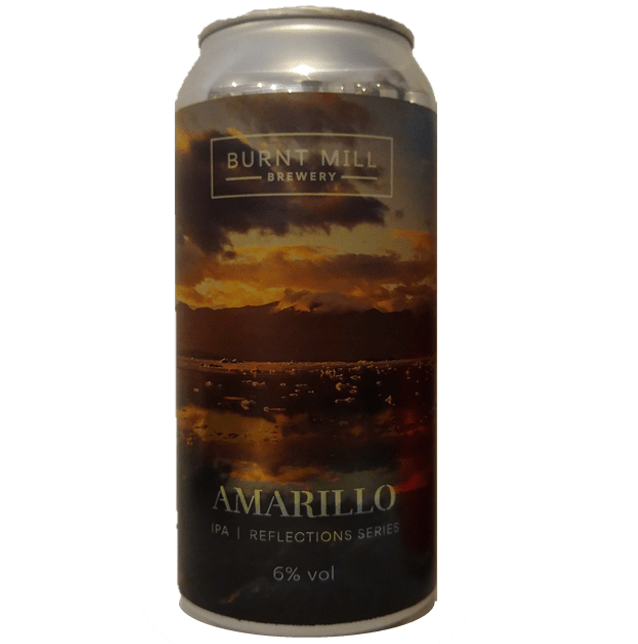 Burnt Mill Reflection Series w/Amarillo IPA 440ml (6%)