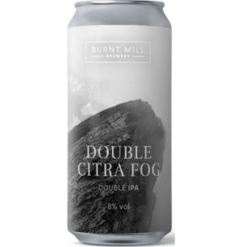 Burnt Mill Double Citra Fog DIPA 440ml (8%) - indiebeer