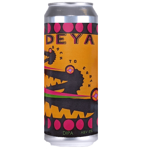 DEYA Back To Earth DIPA 500ml (8%)