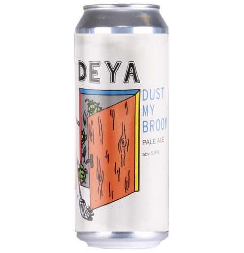 DEYA Dust My Broom Pale Ale 440ml (5.8%)