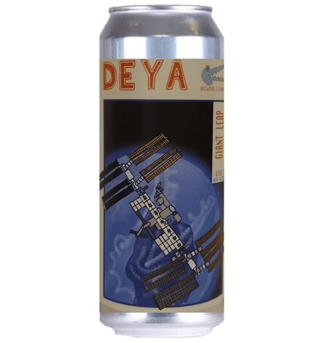 DEYA Giant Leap ESB Extra Special Bitter 500ml (5.5%) - indiebeer