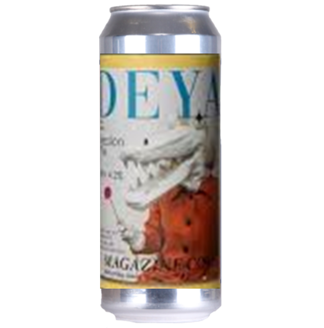 DEYA Magazine Cover Session IPA 500ml (4.2%)