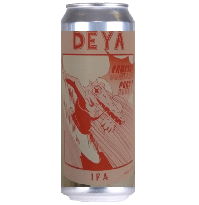 Deya Something Good 7 IPA 440ml (6.2%)