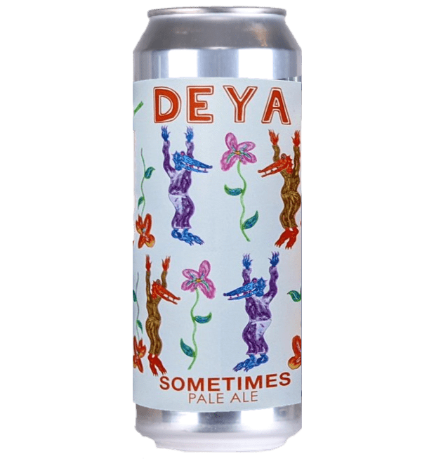 Deya Sometimes Pale Ale 440ml (4.8%)