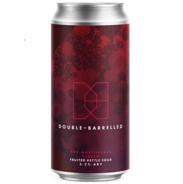 Double Barrelled Martingale System Fruited Kettle Sour 440ml (5.2%)