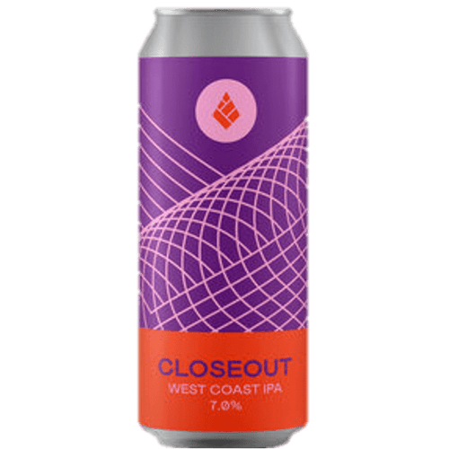 Drop Project Closeout West Coast IPA 440ml (7%)