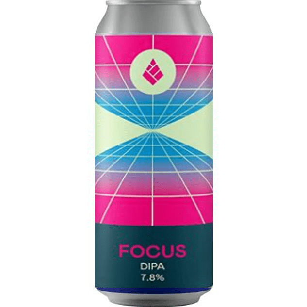 Drop Project Focus DIPA 440ml (7.8%)