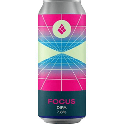 Drop Project Focus DIPA 440ml (7.8%) - indiebeer