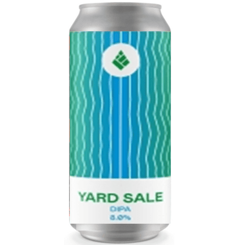 Drop Project Yard Sale NE DIPA 440ml (8%) - indiebeer