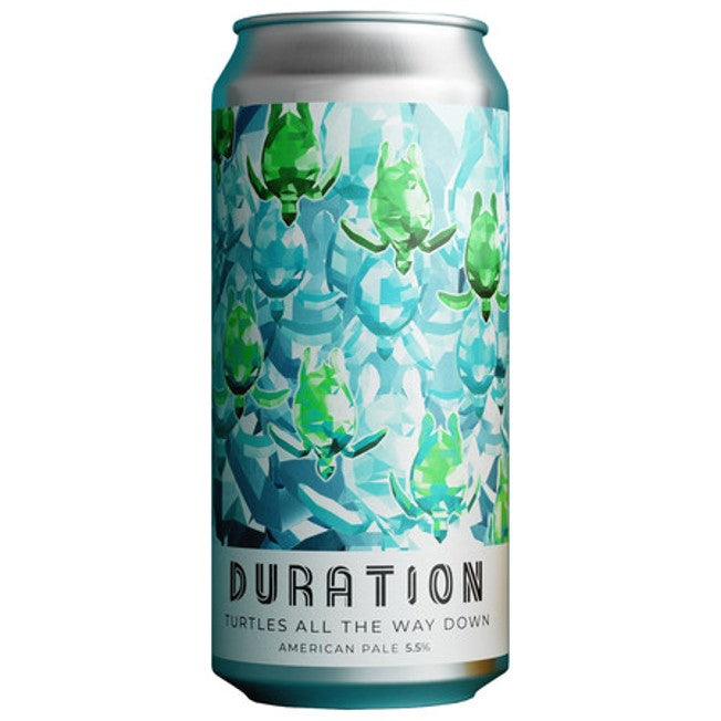 Duration Turtles All The Way Down American Pale Ale 440ml (5.5%)