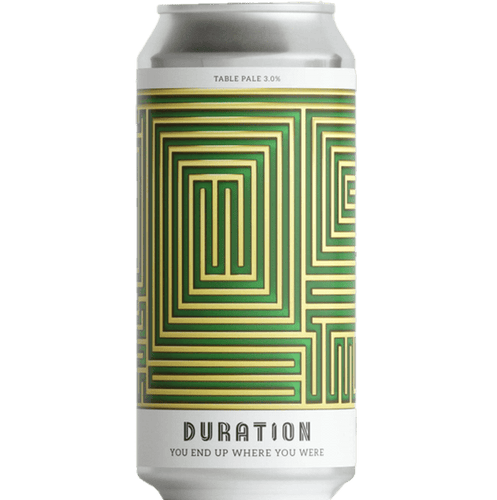 Duration You End Up Where You Were Table Beer 440ml (3%) - indiebeer
