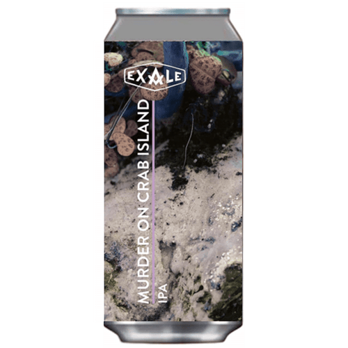 Exale Brewing Murder On Crab Island IPA 440ml (6%)