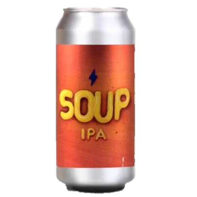 Garage Beer Co Soup IPA 440ml (6%)