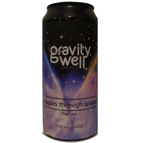 Gravity Well Brewing Co Ripples Through Space Pale Ale 440ml (5.0%)