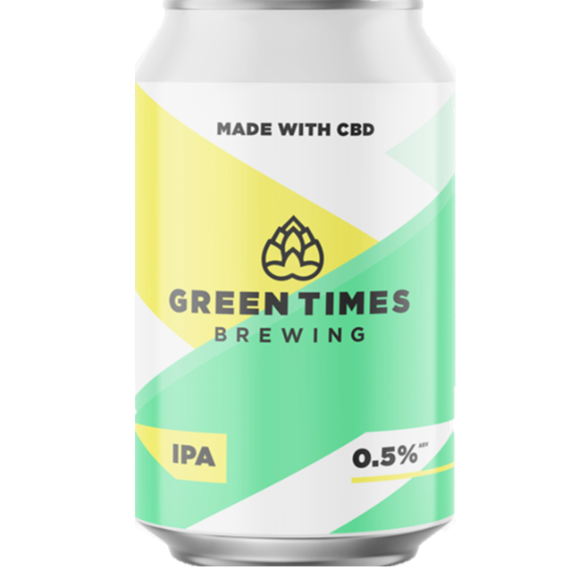 Green Times Brewing Low Alcohol IPA 330ml (0.5%)