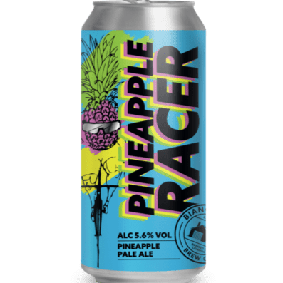 Bianca Road Pineapple Racer Pale Ale 440ml (5.6%)