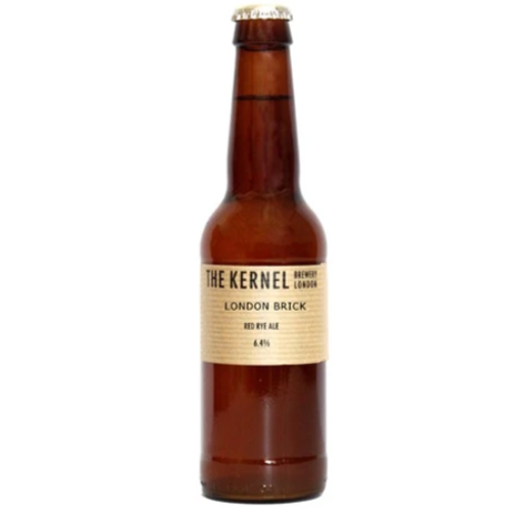 The Kernel London Brick - Red Rye 330ml (6.8%) - indiebeer