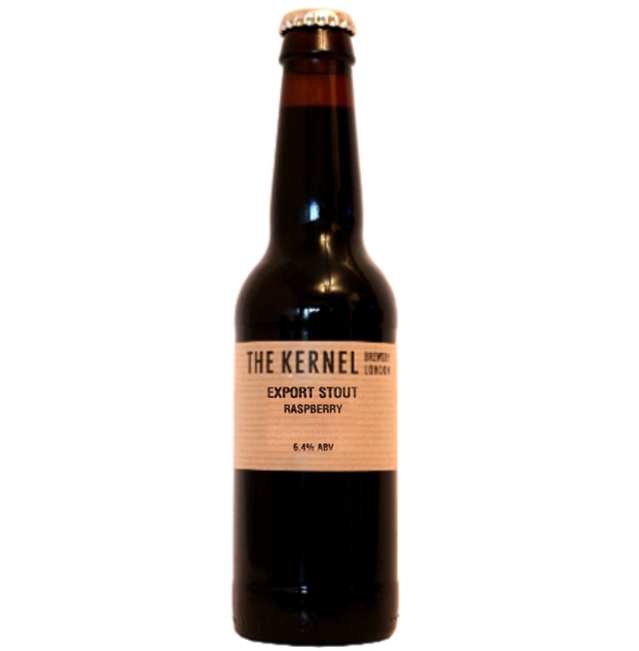 The Kernel Export Stout Raspberry 330ml (7%)