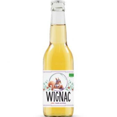 Wignac La Lady Squirrel - Sans Alcohol Cider 330ml (0%) - indiebeer