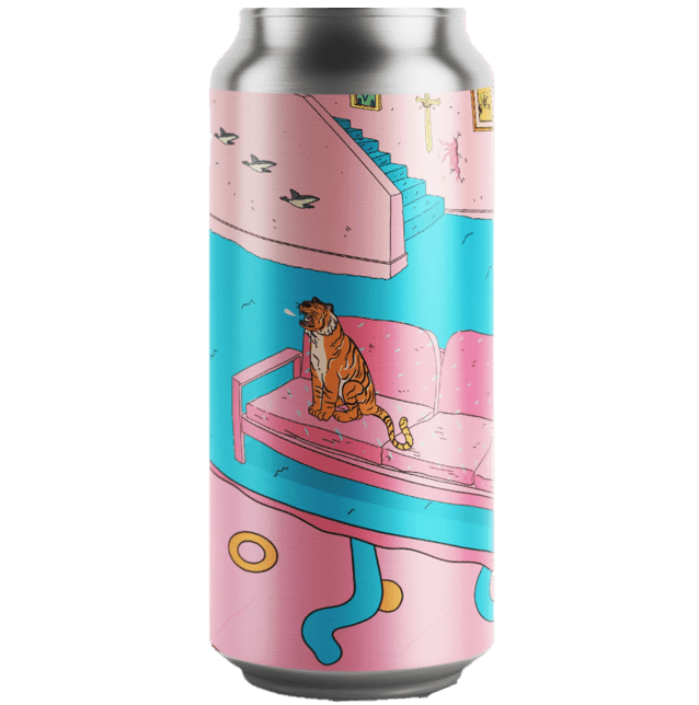 Left Handed Giant Dream House American Pale 440ml (5.9%)
