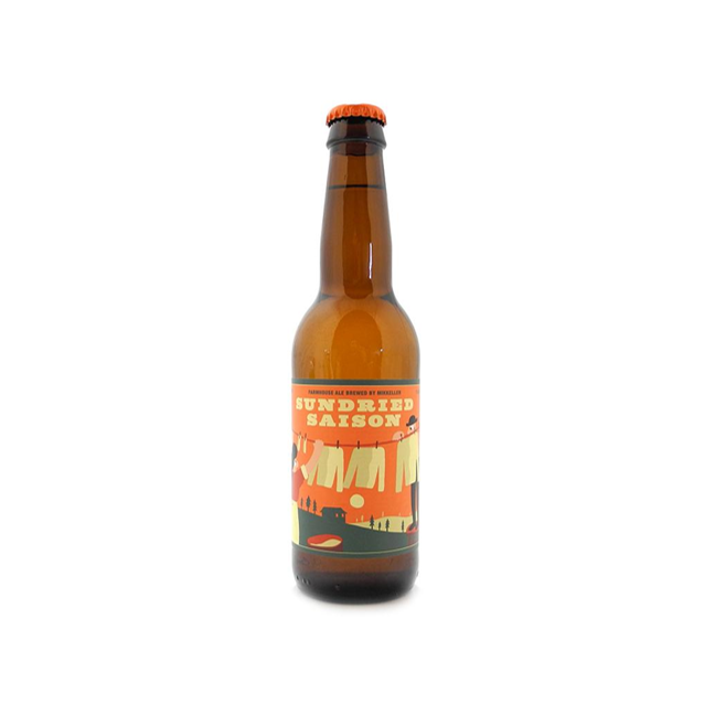 Mikkeller Sundried Saison  330ml (6.3%)