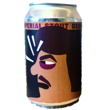 Mikkeller George Stout 330ml (12%)