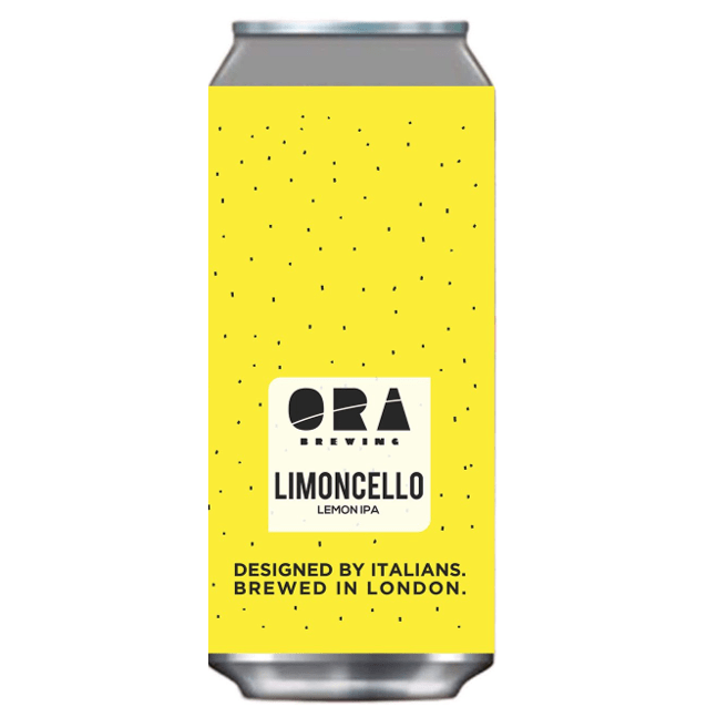 ORA Brewing Limoncello Lemon IPA 440ml (6%)