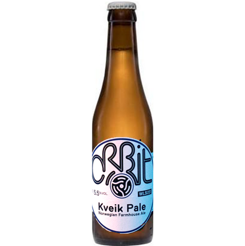 Orbit Kviek Pale Ale 330ml (5.5%)