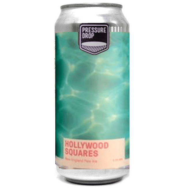 Pressure Drop Hollywood Squares New England Pale Ale 440ml (5.5%)
