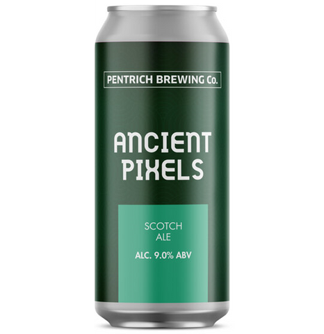 Pentrich Brewing Co Ancient Pixels Scotch Ale 440ml (9%)