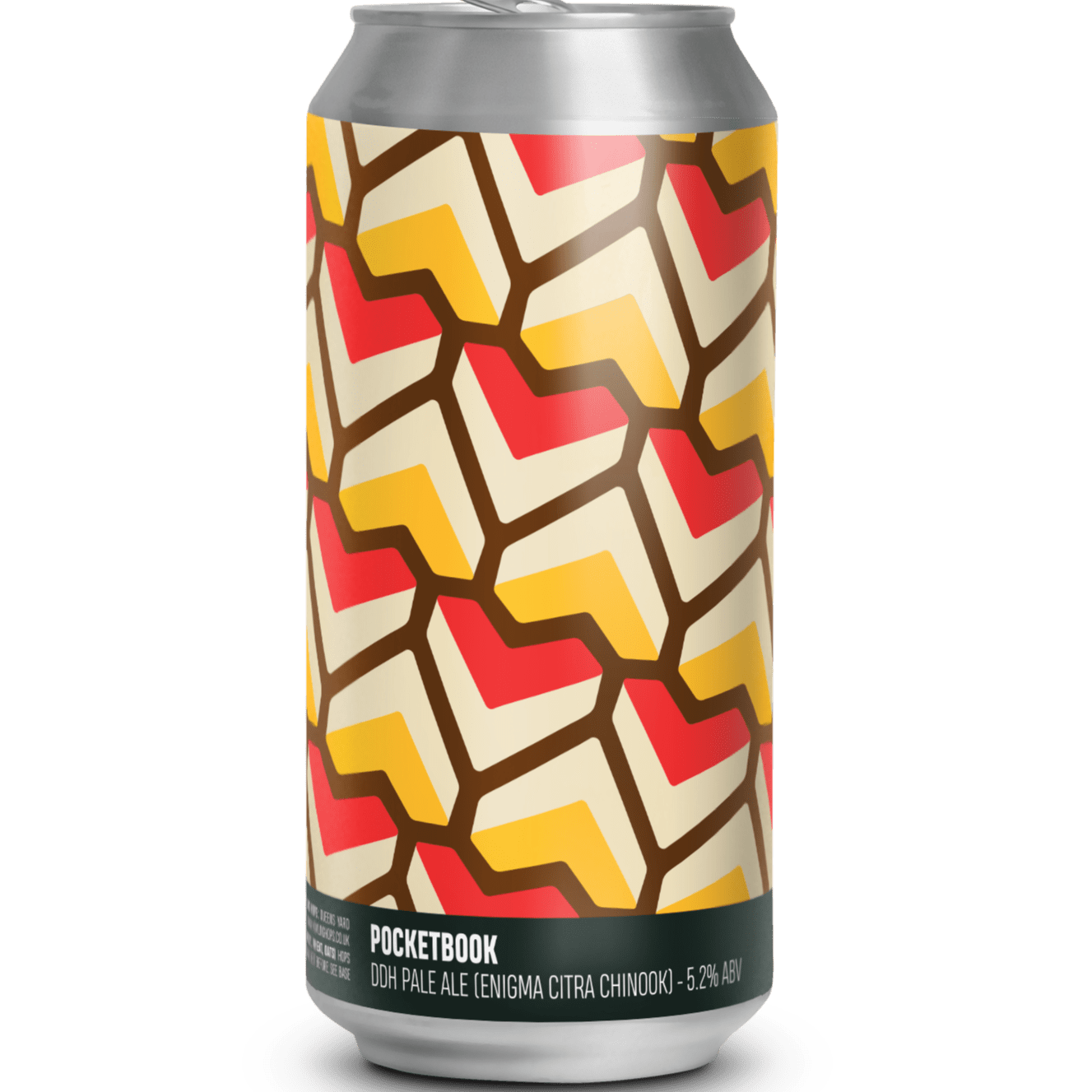 Howling Hops Pocketbook DDH Pale Ale 440ml (5.2%)