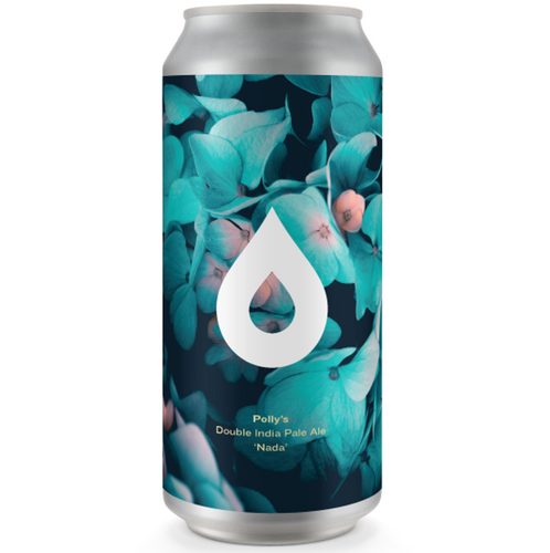 Pollys Brew Co Augment NADA Double IPA 440ml (8%)