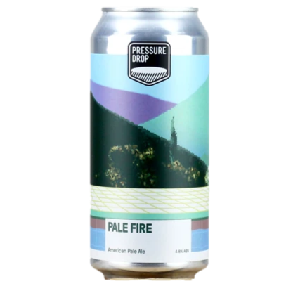 Pressure Drop Pale Fire Pale Ale 440ml (4.8%)