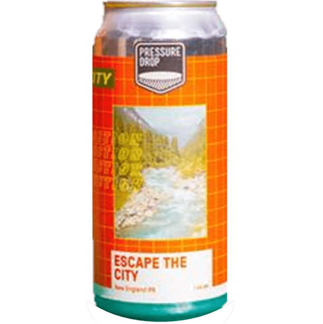 Pressure Drop Escape the City NEIPA 440ml (6.5%)