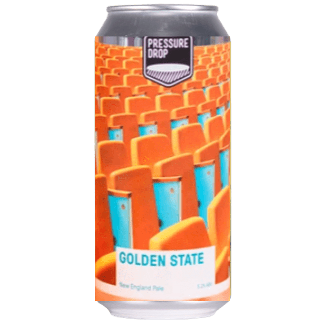 Pressure Drop Golden State Amarillo Cryo & BBC New England Pale 440ml (5.2%)
