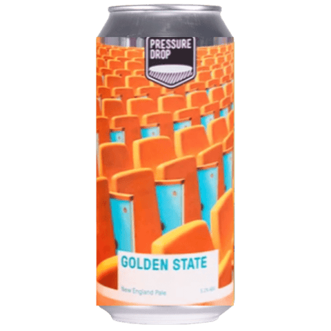 Pressure Drop Golden State Amarillo Cryo & BBC New England Pale 440ml (5.2%) - indiebeer
