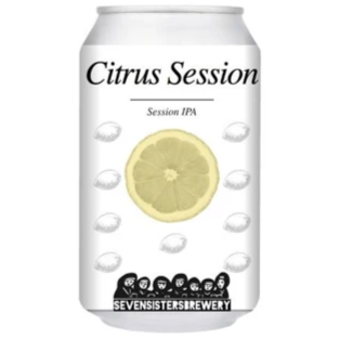 Seven Sisters Citrus Session IPA 330ml (4.2%)