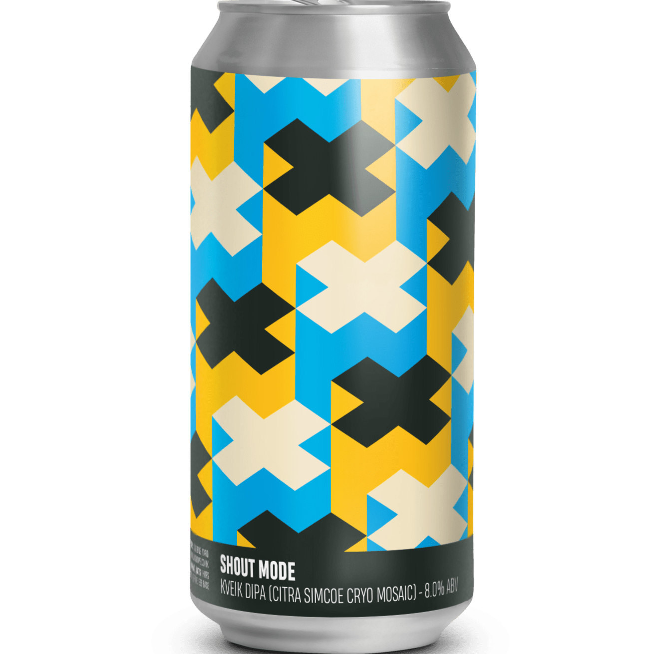 Howling Hops Shout Mode Double IPA 440ml (8%)