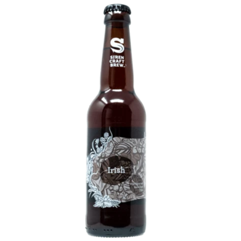 Siren Irish Wee Heavy with Barrel-Aged Coffee 330ml (7.4%)