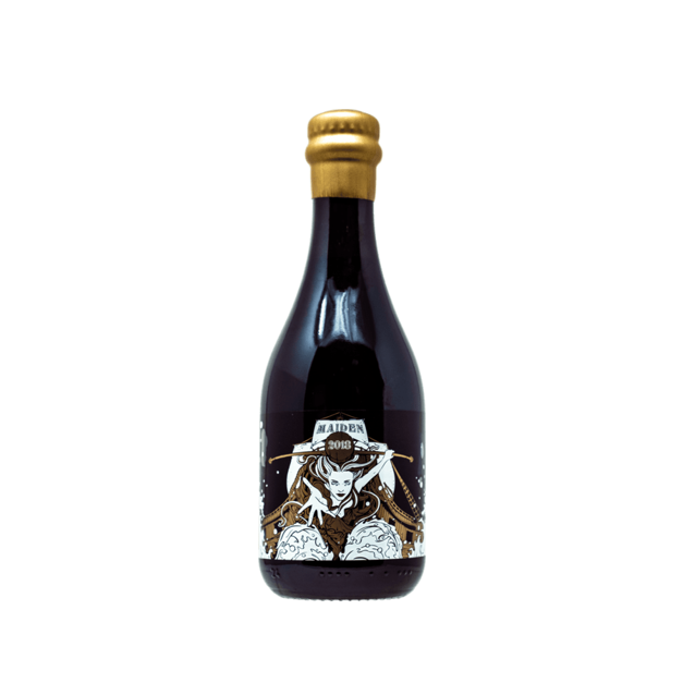 Siren Maiden 2017 Barrel Aged Barley Wine Blend 330ml (11.3%)