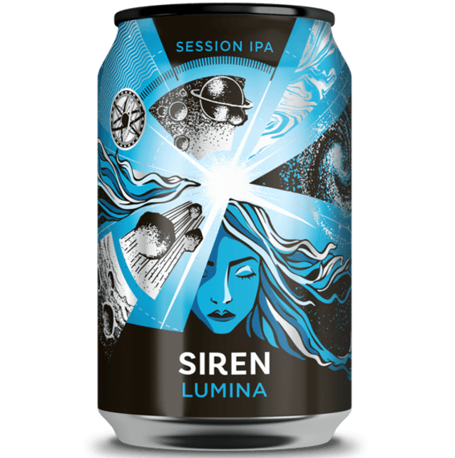 Siren Lumina Session IPA 330ml (4.2%)