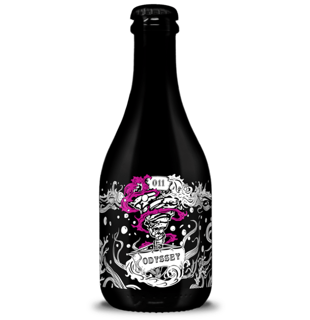Siren Odyssey 011 Barrel Aged Imperial Stout 375ml (11.5%)