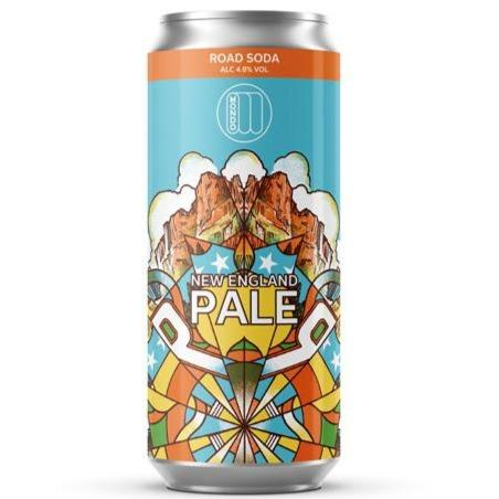 Mondo Road Soda New England Pale Ale 440ml (4.5%) - indiebeer