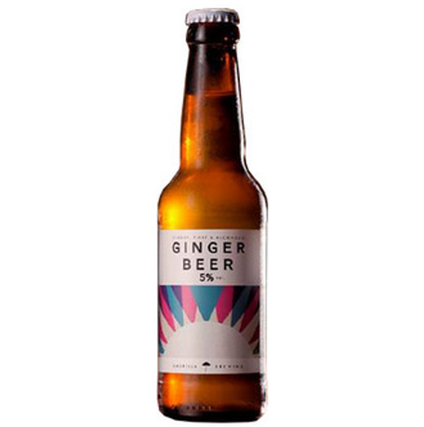 Umbrella Ginger Beer 330ml (5%)