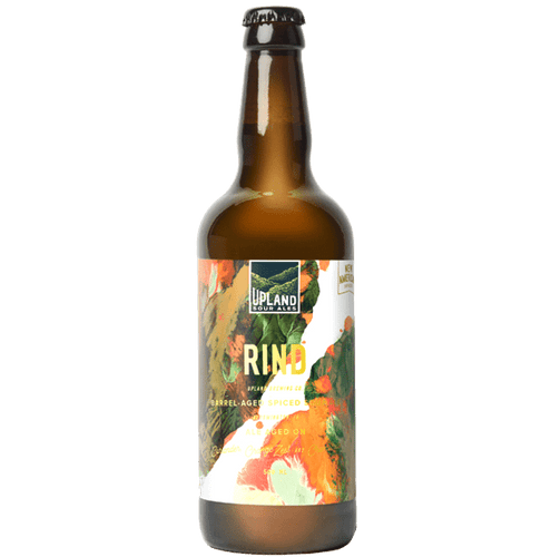 Upland Brewing Rind Barrel-Aged Fruited Sour Ale 500ml (6%)